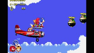 Sonic 2 Heroes: Sky Chase Zone [1080 HD]