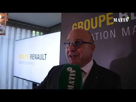 Video : Renault Maroc lance sa fondation