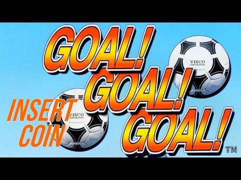 Goal! Goal! Goal! (1995) - Arcade - 1cc con Brasil
