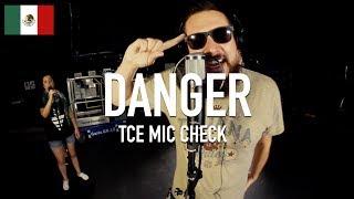 Danger ( Alto Kalibre ) - No Voy A Morirme De Hambre [ TCE Mic Check ]