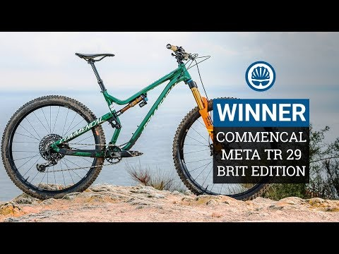 Trail Bike of The Year WINNER | Commencal Meta TR 29 Brit Edition