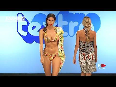 TEXTRA | MARE di MODA - MAREDAMARE 2016 - Fashion Channel