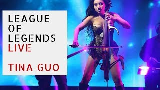 Tina Guo Live: League of Legends (Electric Cello Metal Rock)