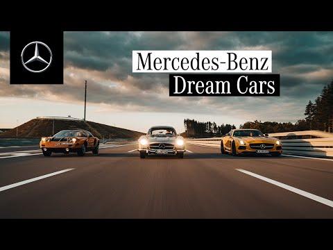 Mercedes-Benz Classic – Dream Cars