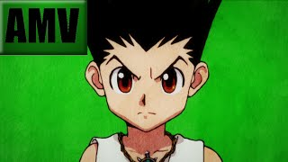 AMV Hunter x Hunter/Gon vs Hisoka/Rap do Gon Tauz