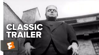 The Ghost of Frankenstein (1942) Official Trailer #1 - Cedric Hardwicke Movie