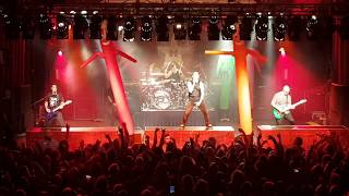 """Stone Sour """" Fabuless"""" live in Brisbane 30th of August 2017"""