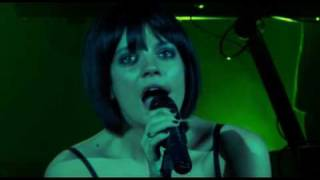Lily Allen - Him ( Live In London )