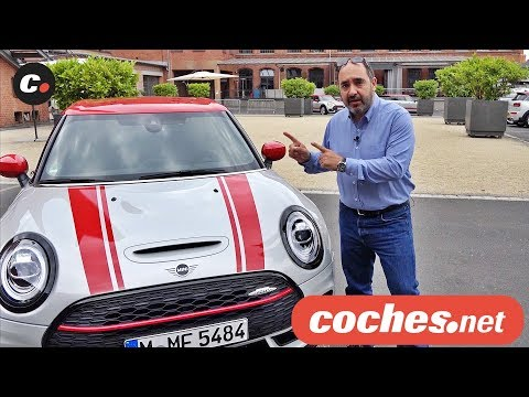 Mini John Cooper Works Clubman 2019 | Primera prueba / Test / Review en español | coches.net