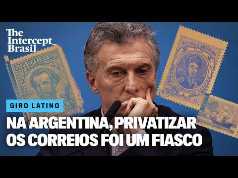 Na Argentina, privatizar os Correios foi um fiasco