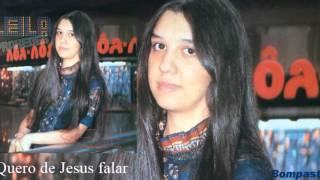 Leila Praxedes - Quero de Jesus Falar (Cd Sombras da Tarde) Bompastor 1982