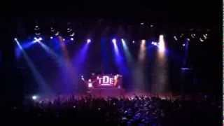 Kendrick Lamar - Backseat Freestyle (live at Vicar St Dublin 14.1.13)