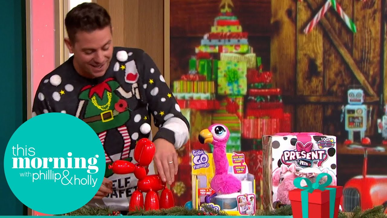 This Morning's Top 12 Must-have Christmas Toys 2020