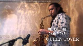 We are the champions (sax cover by dickson kwok)