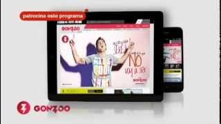Cortinilla Gonzoo TV
