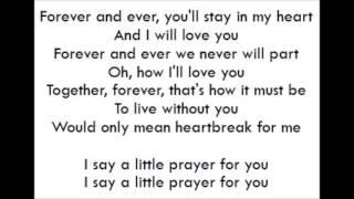 Love you forever traducir a español