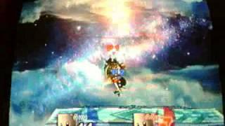 Dax (Bowser) vs Nekufuji (Ike)