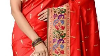 paithani saree makeup, Blauj dizain, ब्लाउज डिजाइन, पैठणी ब्लाउज डिजाइन