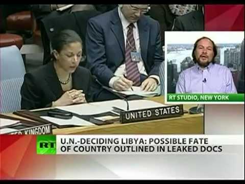 UN To Occupy Libya