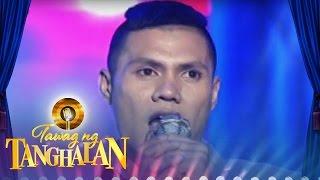 Tawag ng Tanghalan: Andrey Magada | There's No Easy Way (Round 1 Semifinals)