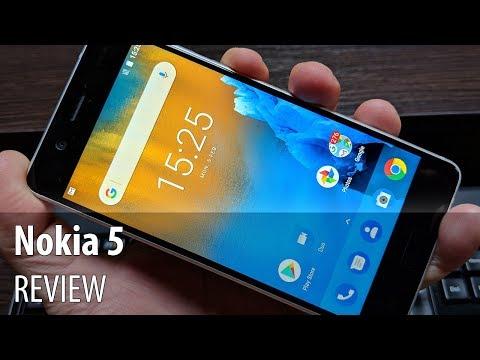 Nokia 5 Review în Limba Română