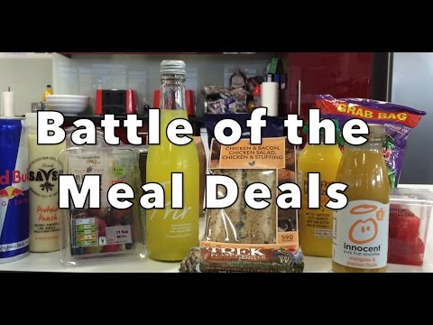 Battle of the meal deals