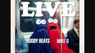 Hodgy Beats & Mike G - Live (Produced By Flying Lotus)