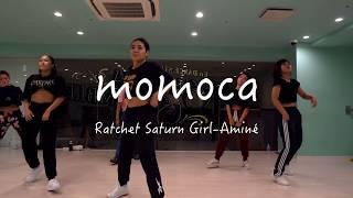"momoca""Ratchet Saturn Girl/Aminé""@En Dance Studio SCRAMBLE"