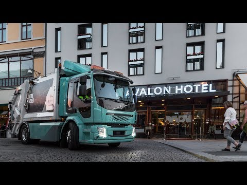 """Volvo Trucks - New electric trucks ? Are you ready for electrification"""""""