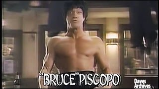 Rare Commercial Vault: Miller Lite - Joe Piscopo as 'Bruce' (1987 HD)