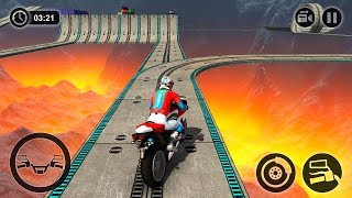 Impossible Motor Bike Tracks-Best Android Gameplay HD EP07 (GAME COMPLETE)
