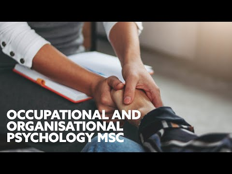 Employment - Occupational and Organisational Psychology MSc | Northumbria University, Newcastle