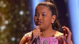 """Elha Nympha sings Sia's """"Chandelier""""   Little Big Shots Season 2"""