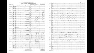 The Bare Necessities by Terry Gilkyson/arr. Paul Murtha