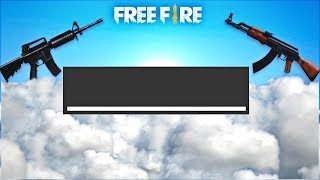 🔴 INTRO SEM NOME FREE FIRE - DOWNLOAD 🔴