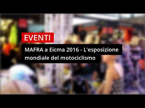 MA-FRA a EICMA 2016 - L'ESPOSIZIONE MONDIALE DEL MOTOCICLISMO!