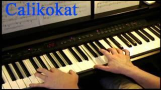 Hymn To The Sea - Titanic - Piano
