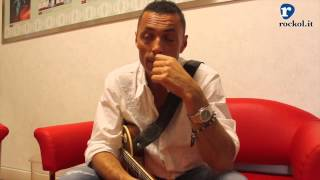 Sanremo 2015 - Alex Britti, la videointervista