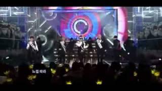 110227 [HQ] BIG BANG - Hands Up Live