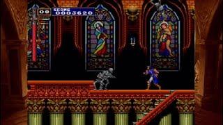 Vidéo-Test : Castlevania Requiem PS4 Pro: Test Video Review Gameplay FR HD (N-Gamz)