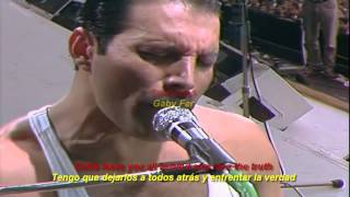 Queen Bohemian Rhapsody Live Aid (Subtitulos Español e Ingles).[HD]