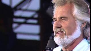 Kenny Rogers - Morning Desire (Live at Farm Aid 1985)