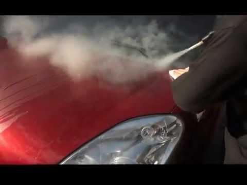 steamjet buharlı oto yıkama
