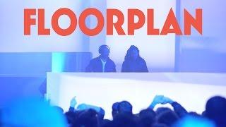 Floorplan - DJ set (Astropolis l'hiver 2017)