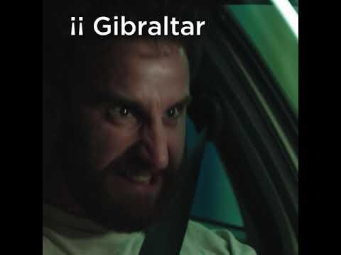 Taxi a Gibraltar - Teaser Tráiler Cuadrado - Castellano HD