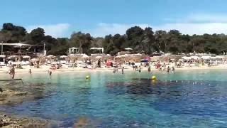 Cala Bassa Beach - Ibiza