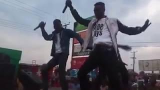 chimwemwe dance kopala dance by dope boyz