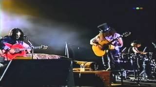 Guns N' Roses   Used To Love Her Argentina 1993 [Remastered 720p]