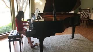Prokofieff Piano, Op. 65, No. 4 Tarantella
