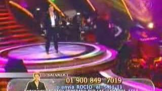 """Rocio Banquells cantando """"Mi buen corazon"""""""